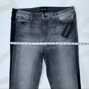 Black Orchid Jeans - Black Orchid Jude Super Skinny Jeans Gray 31